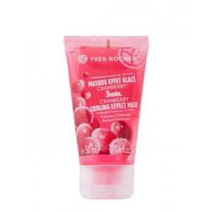 Buy Yves Rocher Cranberry Cooling Effect Mask - Nykaa