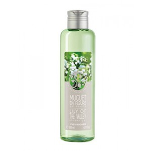 Buy Herbal Yves Rocher Un Matin Au Jardin Lily Of The Valley Shower Gel - Nykaa