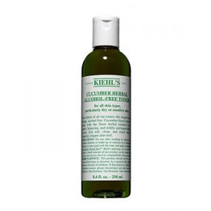 Buy Kiehl's Cucumber Herbal Alcohol-Free Toner - Nykaa