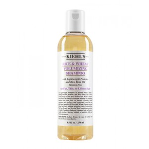 Buy Kiehl's Rice & Wheat Volumizing Shampoo - Nykaa