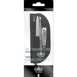 Buy Elite Models ABC1033 Travel Manicure Set - Nykaa