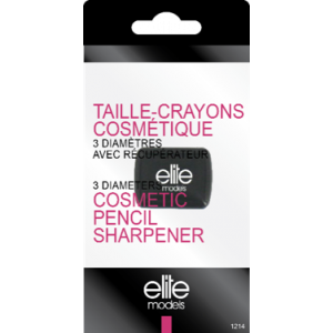 Buy Elite Models ABC1214 Cosmetic 3 Dia. Pencil Sharpener - Nykaa