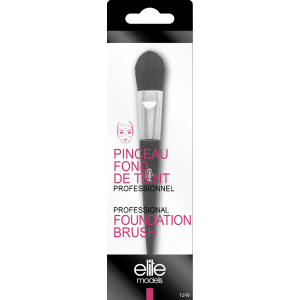 Buy Elite Models ABC1246 Professional Makeup Foundation Brush - Nykaa