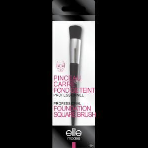 Buy Elite Models ABC1284 Professional Foundation Square Brush - Nykaa