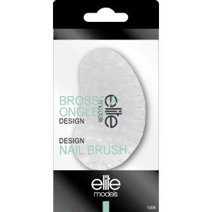 Buy Elite Models ABC1306 Designer Nail Brush - Nykaa