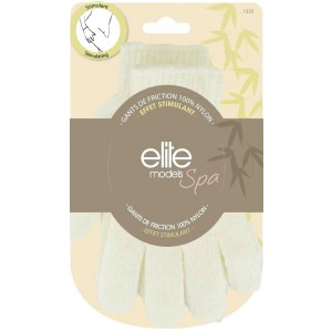 Buy Elite Models ABC1335 Spa Nylon Friction Glove - Nykaa