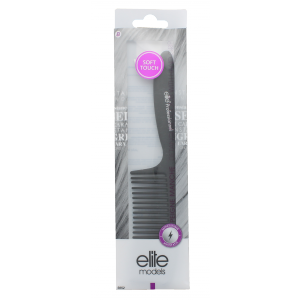 Buy Elite Models ABC5052B Detangling Comb With Hand Grip - Black - Nykaa