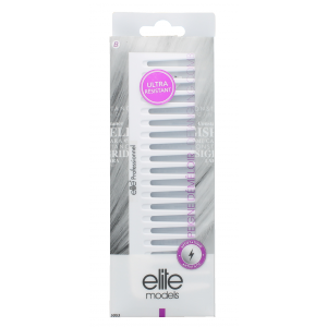 Buy Elite Models ABC5053B Wide Tooth Comb - White - Nykaa