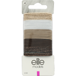 Buy Elite Models ABC5108A Hair Elastic Bands - Multi - Nykaa