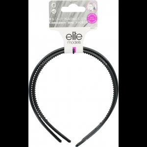 Buy Elite Models ABC5317B Fashion Head Band - Black - Nykaa