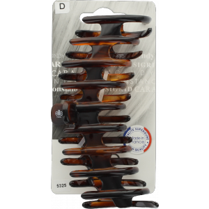 Buy Elite Models ABC5325B Claw Hair Clip (Made In France) - Brown - Nykaa