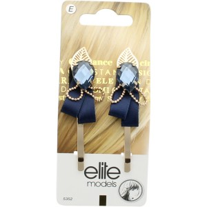 Buy Elite Models ABC5352B Prestige Hair Ornament - Blue - Nykaa