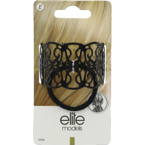 Buy Elite Models ABC5356A Prestige Hair Ornament - Black - Nykaa