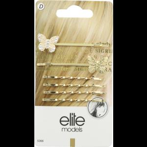 Buy Elite Models ABC5366 Prestige Hair Ornament  - Gold - Nykaa