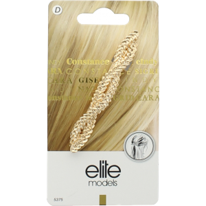 Buy Elite Models ABC5375 Prestige Hair Accessory - Gold - Nykaa