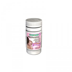 Buy Nature's Bounty Pre-Natal Formula - Nykaa