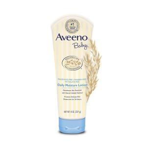 Buy Aveeno Baby Daily Moisturising Lotion - Nykaa