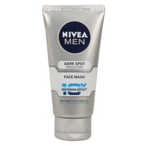 Buy Nivea Men Dark Spot Reduction Face Wash - Nykaa