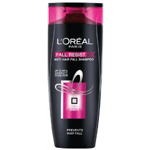 Buy L'Oreal Paris Fall Resist 3x Shampoo - Nykaa