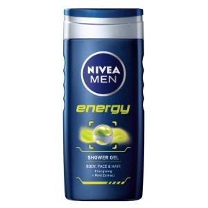 Buy Nivea Energy Shower Gel For Men - Nykaa