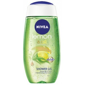 Buy Nivea Lemon & Oil Shower Gel - Nykaa
