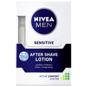 Buy Herbal Nivea Sensitive After Shave Lotion - Nykaa