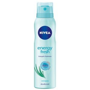 Buy Nivea Deo Energy Fresh - Nykaa