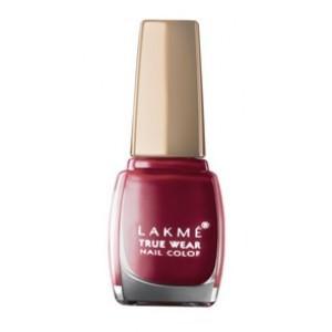 Buy Lakme True Wear Nail Color - Nykaa