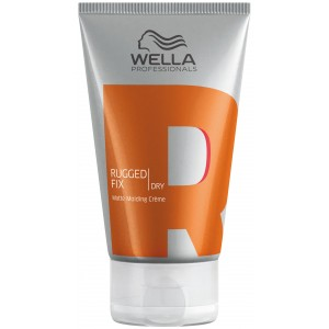 Buy Wella Professionals Rugged Fix Dry Matte Molding Creme - Nykaa