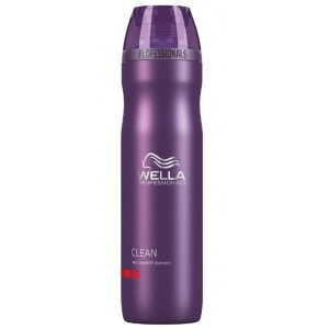 Buy Wella Professionals Clean Anti Dandruff Shampoo  - Nykaa