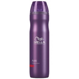 Buy Wella Professionals Pure Purifying Shampoo  - Nykaa