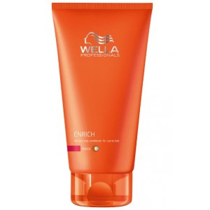 Buy Wella Professionals Enrich Moisturizing Conditioner For Dry And Damaged Hair - Nykaa