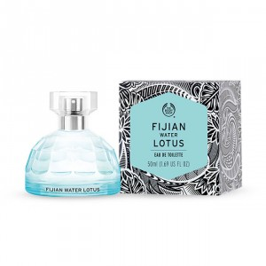 Buy The Body Shop Fijan Water Lotus Eau De Toilette - Nykaa