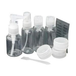 Buy Herbal Basicare Travel Bottle Kit - Nykaa