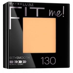 Buy Maybelline New York Fit Me Pressed Powder # 130 Buff Beige - Nykaa