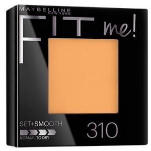 Buy Maybelline New York Fit Me Pressed Powder # 310 Sun Beige - Nykaa