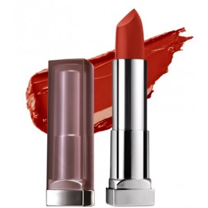 Buy Maybelline New York Color Sensational Creamy Matte Lipstick - Rich Ruby - Nykaa
