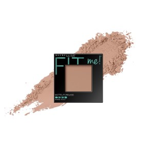 Buy Maybelline New York Fit Me Matte + Poreless Powder - Nykaa