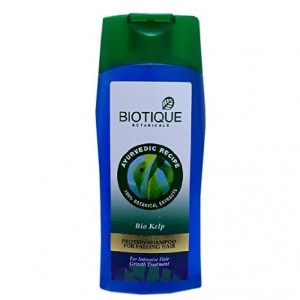 Buy Biotique Bio Kelp Protein Shampoo for Falling Hair - Nykaa