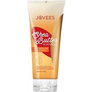 Buy Jovees Shea Butter Moisturiser - Nykaa