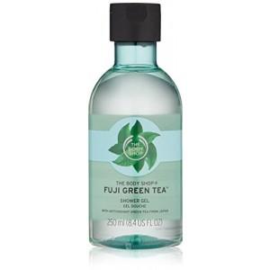 Buy The Body Shop Fuji Green Tea Shower Gel - Nykaa