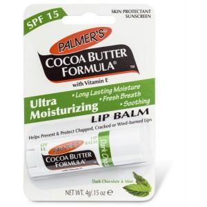Buy Palmer's Cocoa Butter Formula Lip Balm - Dark Chocolate & Mint - Nykaa