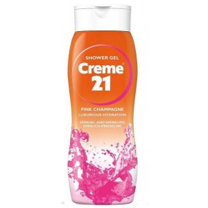 Buy Creme 21 Pink Champagne Shower Gel - Nykaa