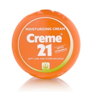 Buy Creme 21 Moisturising Cream with Vitamin E - Nykaa