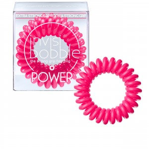 Buy Invisibobble Power Hair Ring - Pinking Of You - Pack of 3 - Nykaa