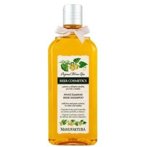 Buy Manufaktura Regenerating Beer Hair Shampoo - Nykaa