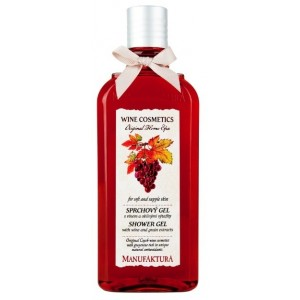 Buy Manufaktura Wine Spa Shower Gel - Nykaa