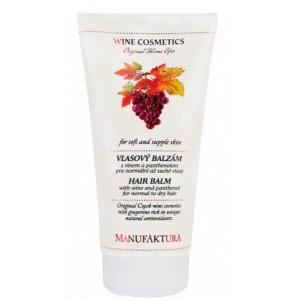 Buy Manufaktura Wine Hair Conditioner Balm - Nykaa