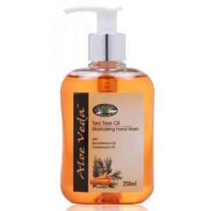 Buy Aloe Veda Handwash - Tea Tree, Sandelwood Oil And Cedarwood Oil - Nykaa