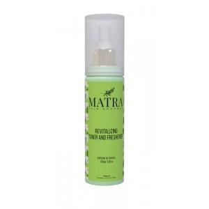 Buy Matra Revitalizing Toner And Freshener Neem & Basil - Nykaa